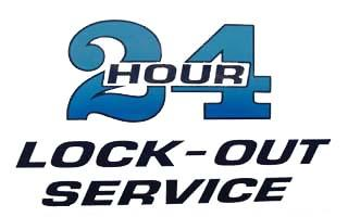 24 Hour LOCKSMITH LOCKOUT SERVICE 24/7